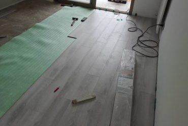 Opzioni posa pavimenti in laminato