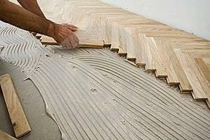 Opzioni di pavimentazione: pavimenti in legno