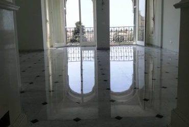 Opzioni di pavimenti in marmo