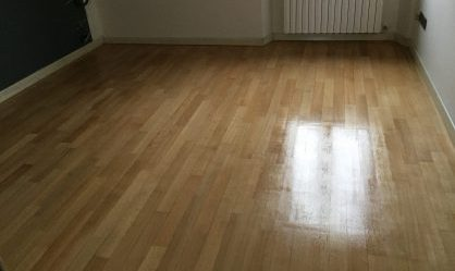 lucidatura pavimento parquet