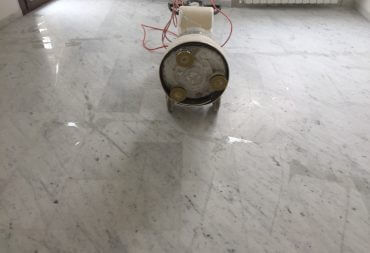 Lucidatura e levigatura pavimenti granito